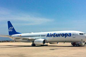 Air Europa amplía sus frecuencias a Roma