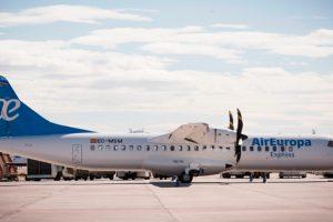 Brokair se hace cargo del mantenimiento en linea de la flota de Air Europa Express en Canarias