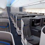 Air Europa presenta la nueva clase Business de sus 787-9