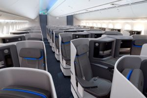 B787, Air Europa, Business