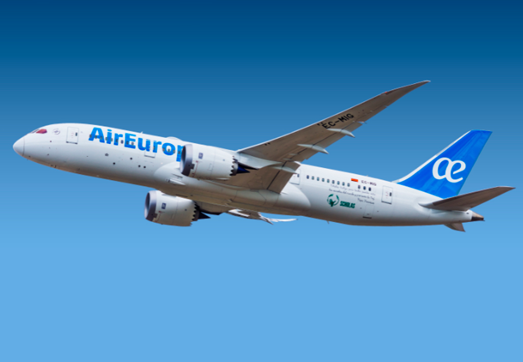 B787 de Air Europa