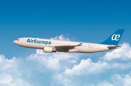 Air Europa refuerza en Navidad sus vuelos a Baleares y Canarias con más de 15.500 plazas