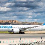 Air Europa amplía su flota de largo radio a 27 Dreamliners
