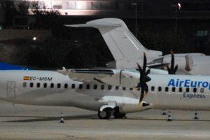 Air Europa comienza a operar sus vuelos interislas Canarias