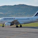20 aniversario de la ruta de Air France entre Bilbao y París-Charles de Gaulle