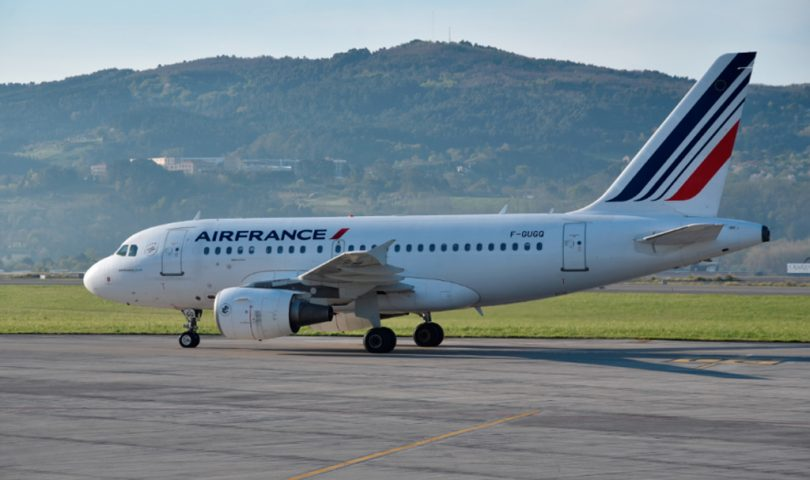 Air France, avión