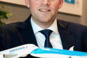 Air France-KLM ha nombrado a Wouter Alders nuevo director Comercial para España y Portugal