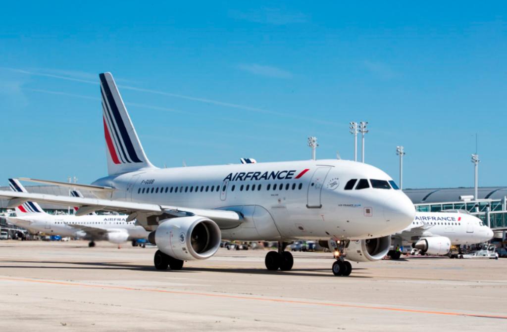 Air France, A318