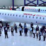 Air Nostrum es distinguida como la mejor en Europa para el mantenimiento de aviones CRJ