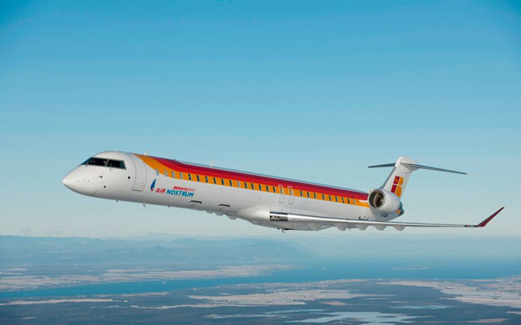 CRJ1000 de Air Nostrum