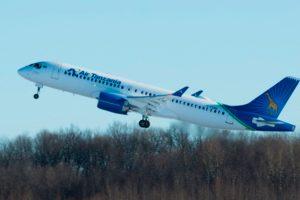Air Tanzania primer operador africano del A220