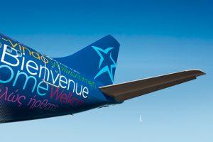 Air Transat antiene el  5º puesto en el ranking AirHelp World Airlines