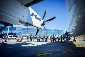airBaltic incrementa en un 20% su número de pasajeros