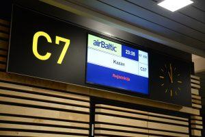 airBaltic lanza nueva ruta entre Riga y Kazan