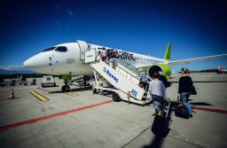 airBaltic inaugura la ruta Riga-Madrid