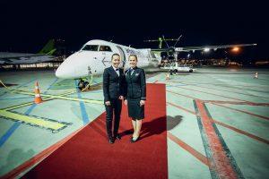 AirBaltic lanza vuelos entre Riga y Liepaja