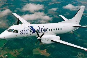 airBaltic celebra su 22º aniversario