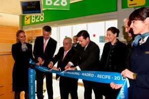 Air Europa inaugura su ruta a Recife