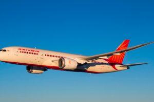 El vuelo de Air India entre Madrid y Nueva Delhi celebra un año de operaciones