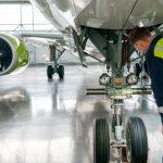 airBaltic ya cuenta con capacidad de mantenimiento total para el A220-300