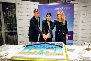 airBaltic lanza los vuelos directos entre Riga y Abu Dhabi