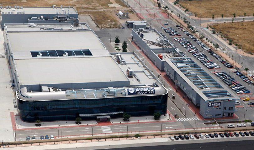 Factoría de Albacete de Airbus Helicopters