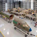 Planta de Airbus en EE.UU. cumplió cinco años, con más de 180 aviones fabricados