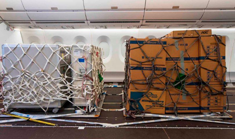 Airbus, A330, A350, Cargo Flexibility