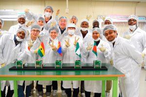 Un proyecto japonés obtiene el Award for Diversity de Airbus en Ingeniería