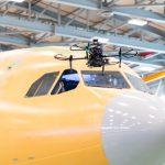 Airbus y el Ejército del Aire español desarrollarán la inspección de aviones militares mediante drones y realidad aumentada