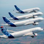 Airbus pronostica que la flota mundial de aviones de pasajeros se duplicará en los próximos 20 años