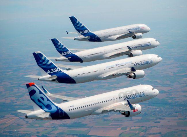 Airbus Commercial Aircraft marca un nuevo récord en entregas