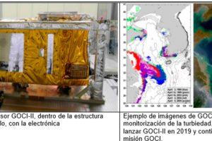 Airbus entregó el instrumento GOCI-II a la agencia espacial coreana