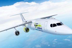 Airbus, Rolls-Royce y Siemens se unen para desarrollar un motor eléctrico