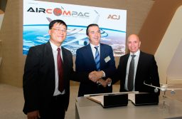 Aircom Pacific se asocia con Airbus Corporate Jets