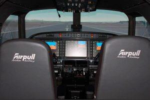 Airpull, simulador