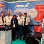 Airpull expone en el Salón de Formación Aeronáutica de París-Le Bourget
