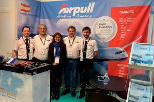 Airpull, stand
