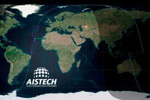 Aistech Space presenta su sistema de control aéreo por satélite
