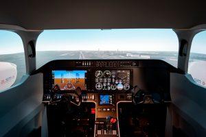 Flyschool Air Academy adquiere un simulador AL250