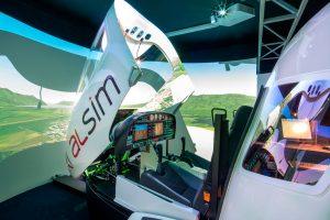 One Air adquiere un simulador AL42