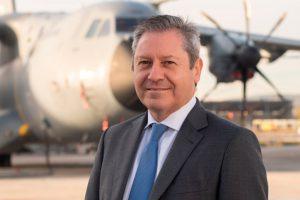 Alberto Gutiérrez es nombrado Head of Military Aircraft en Airbus Defence and Space