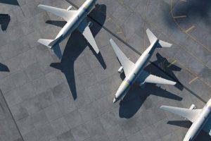 ALTA, aviones