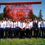 Los alumnos de EAS Barcelona visitan el ACC Barcelona