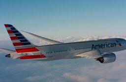 B787, Boeing, American Airlines
