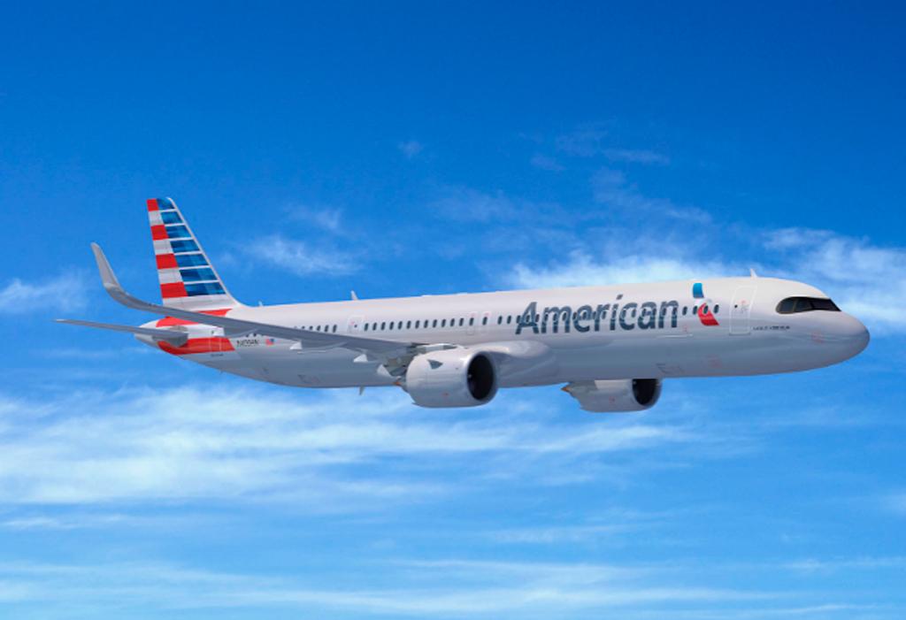 A321XLR, American, Airbus