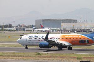 Aeromexico se achica: reducción de personal