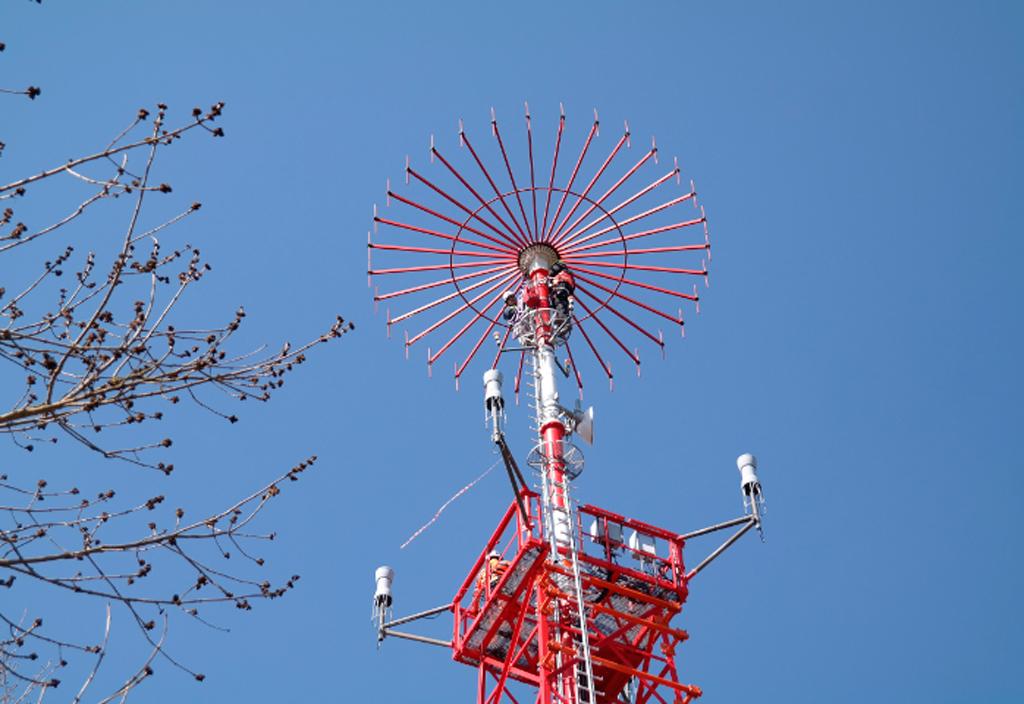 Antena ATC, Rohde,