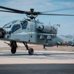 Los primeros helicópteros Apache y Chinook para India completan los vuelos inaugurales