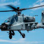 Llegan a India los primeros 4 Apaches AH-64E